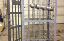 Cylinder Transport Cage